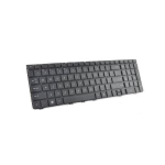 HP 738696-BG1 Docking connector Black keyboard