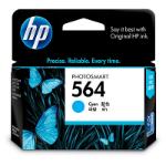 HP 564 Cyan Cyan ink cartridge