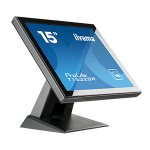 "iiyama ProLite T1532SR-B3 15"" 1024 x 768pixels Multi-touch Tabletop Black touch screen monitor"