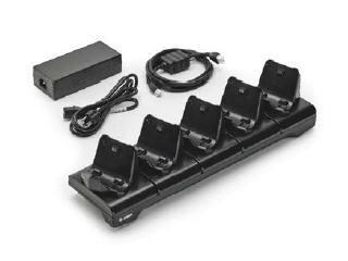 Zebra CRD-MPM-5SCHGEU1-01 cargador de batería Corriente alterna