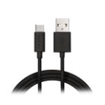 Veho VCL-003-C-1M USB cable USB A USB C Black