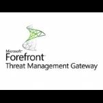 Microsoft Forefront Threat Management Gateway 2010 Standard, 1 CPU, OVS D, Multilng 1user(s) Multilingual