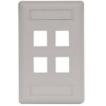 Black Box WPT474 wall plate/switch cover White