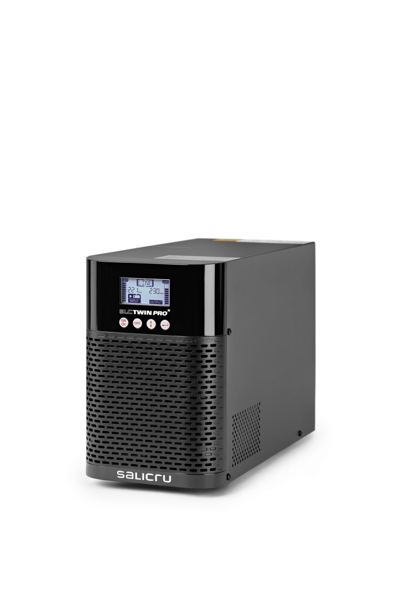 Salicru SLC 700 TWIN PRO2 IEC SAI On-line doble conversión de 700 VA a 3000 VA