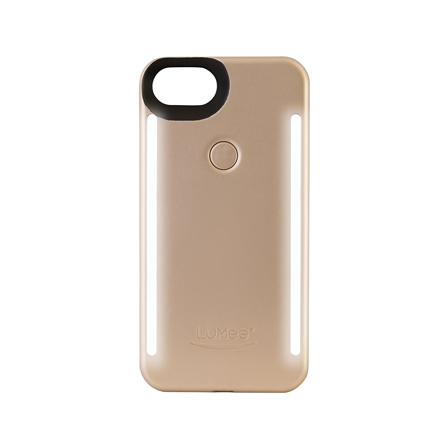 Lumee Duo iPhone 7 - Gold Matte