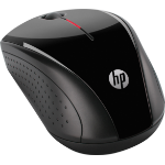 HP X3000 mouse RF Wireless Optical 1200 DPI Ambidextrous