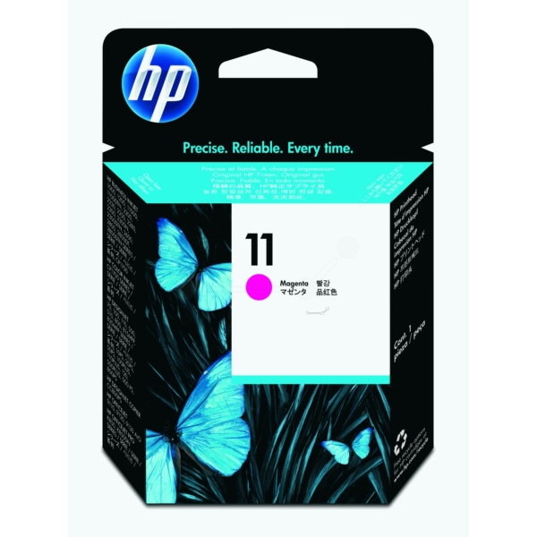 HP C4812A (11) Printhead magenta, 16.000 pg/bk 24.000 pg/c, 8ml