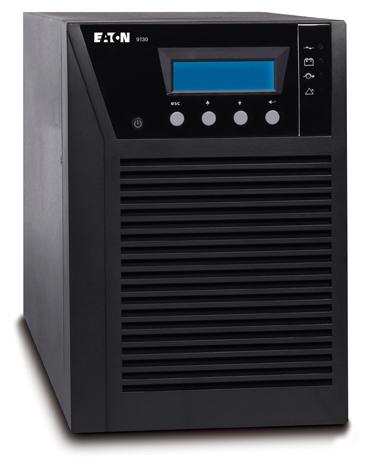 Eaton 9130i2000T-XL uninterruptible power supply (UPS) 2000 VA 9 AC outlet(s)