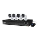 Swann DVR8-4100 Wired 8channels video surveillance kit