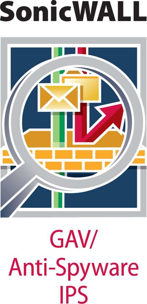 SonicWall 01-SSC-4612 licencia y actualización de software