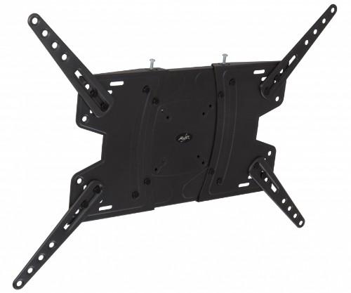 """AVF GL601 flat panel wall mount 2.03 m (80"""") Metallic,Black"""