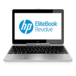 "HP EliteBook Revolve 810 G2 1.7GHz i5-4210U 11.6"" 1366 x 768pixels Touchscreen Silver Hybrid (2-in-1)"