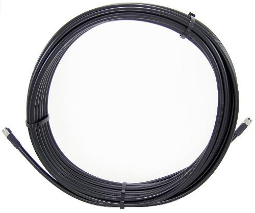 Cisco CAB-L400-50-TNC-N= coaxial cable 15 m LMR-400 Black