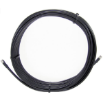 Cisco CAB-L400-50-TNC-N= coaxial cable 15 m LMR-400 Black