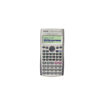 Casio FC-100V calculator Pocket Financial Grey