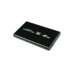 MicroStorage MS120SSD2.5USB3.0 120GB Black external solid state drive