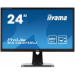 "iiyama ProLite B2483HSU-B1DP 24"" Black Full HD LED display"