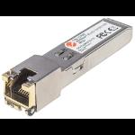 Intellinet Gigabit RJ45 Copper SFP Optical Transceiver Module, 1000Base-T (RJ-45) port, 100m, Equivalent to Cisco GLC-T, Three Year Warranty