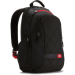 "Case Logic Sporty DLBP-114 Black notebook case 14"" Backpack case"