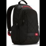 """Case Logic 14"""" Laptop Backpack notebook case 14"""" Backpack case Black"""
