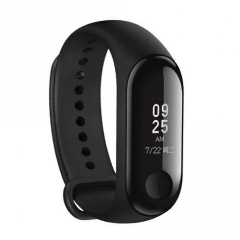 "Xiaomi Mi Band 3 Wristband activity tracker Black OLED 1.98 cm (0.78"")"
