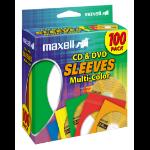 Maxell 190132 optical disc case 100 discs Multicolor