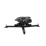 Peerless PRSS-UNV project mount ceiling Black