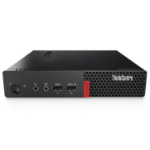 Lenovo ThinkCentre M710q 3.2GHz i3-6100T SFF Black Mini PC