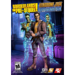2K Borderlands The Pre-Sequel!: Handsome Jack Doppelganger Pack PC English