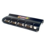 Comtrol RocketPort USB Serial Hub II 4-Port RoHS
