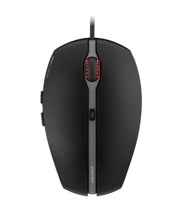 CHERRY GENTIX 4K mouse USB Optical 3600 DPI Ambidextrous