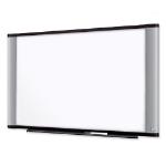 3M M9648A Aluminium,White dry erase board