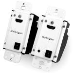 StarTech.com ST121HDWP AV transmitter & receiver AV extender