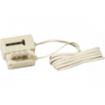 EXC 936601 telephone cable 5 m White