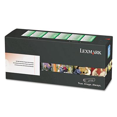 Lexmark 24B7185 Toner black, 9K pages