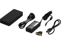 DELL USB3.0 D3100 Ultra HD Triple Video Docking Station