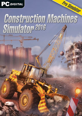 Nexway Construction Machines Simulator 2016 vídeo juego PC Básico Español