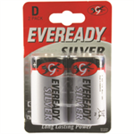 Eveready SUPER SIZE D PK2 R20B2UP