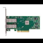 Mellanox Technologies MCX4121A-XCAT network card Internal Fiber