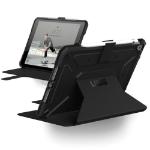 """Urban Armor Gear 121916B14040 tablet case 25.9 cm (10.2"""") Folio Black"""