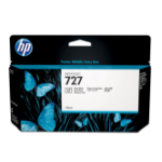 HP B3P23A (727) Ink cartridge bright black, 130ml