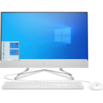 "HP Pavilion 24-df0037c 23.8"" 1920 x 1080 pixels Touchscreen AMD Ryzen 3 8 GB DDR4-SDRAM 1256 GB HDD+SSD Windows 10 Home All-in-One workstation White"