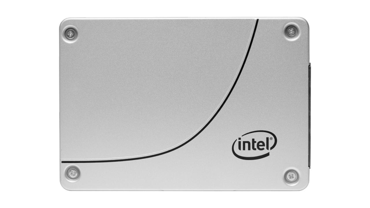 """Intel SSDSC2KG960G801 unidad de estado sólido 2.5"""" 960 GB Serial ATA III TLC 3D NAND"""