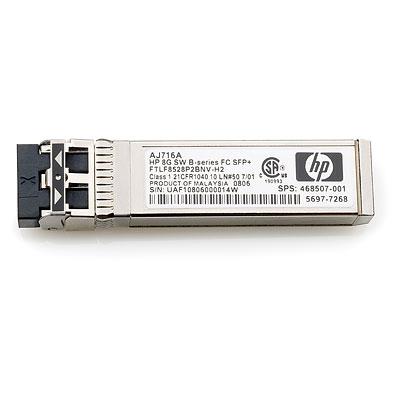 Transceiver MSA 2040 8GB Short Wave Fibre Channel SFP+ 4-pack