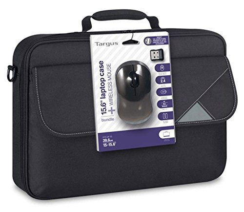 "Targus BEU3187-01P 15.6"" Briefcase Black"