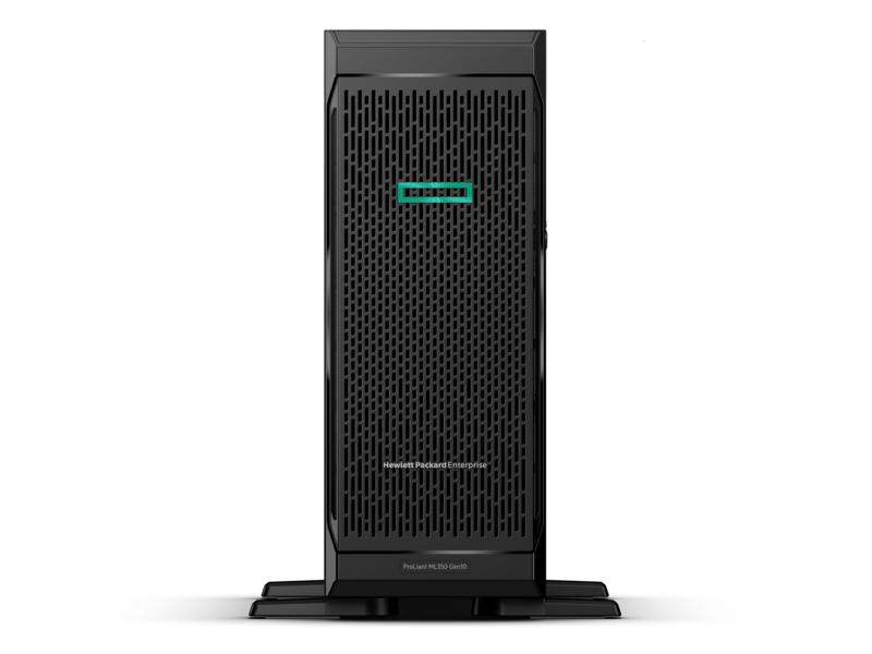 Hewlett Packard Enterprise ProLiant ML350 Gen10 servidor Intel® Xeon® Bronze 1,9 GHz 16 GB DDR4-SDRAM 144 TB Torre (4U) 500 W