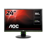 "AOC Gaming G2460PG computer monitor 61 cm (24"") 1920 x 1080 pixels Full HD LCD Black"