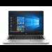 "HP EliteBook 745 G6 Portátil Plata 35,6 cm (14"") 1920 x 1080 Pixeles Pantalla táctil AMD Ryzen 3 PRO 8 GB DDR4-SDRAM 265 GB SSD Wi-Fi 5 (802.11ac) Windows 10 Pro"