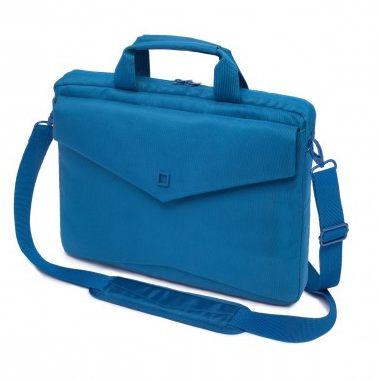 "Dicota Code Slim Case notebook case 27.9 cm (11"") Briefcase Blue"