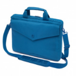"Dicota Code Slim Case notebook case 27.9 cm (11"") Briefcase Blue"